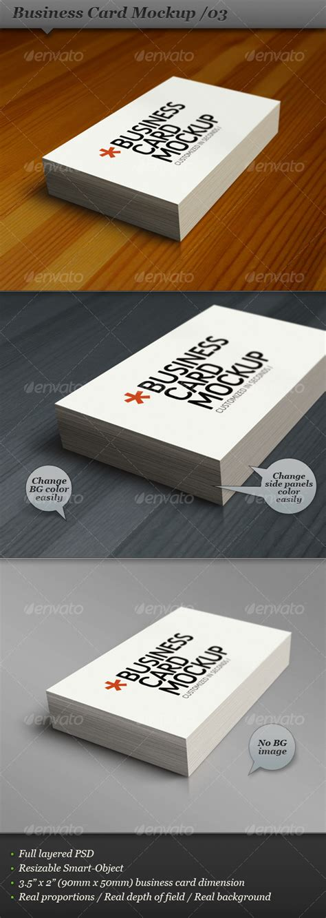 display business cards templates business card mockup display smart template 03 by