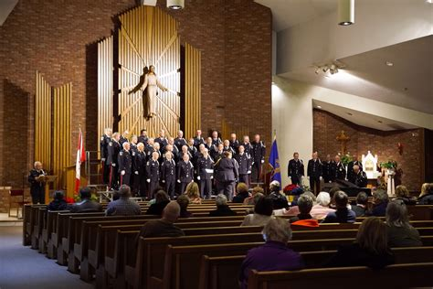 Blessed Sacrament School Kitchener by Choir And Boat Breast Cancer Survivor