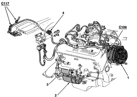 chevy tbi wiring harness 24 wiring diagram images