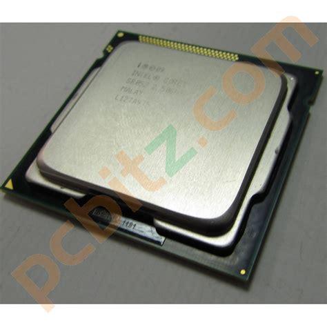 Intel I3 Sockel by Intel I3 2100t Sr05z 2 50ghz Socket Lga1155 Cpu Ebay
