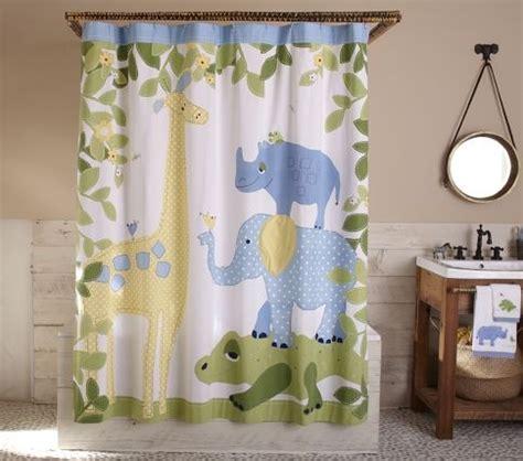 safari shower curtains safari shower curtain curtains pinterest