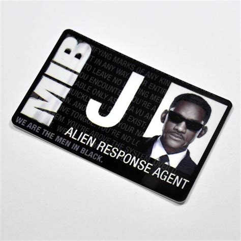 black mesa id card template custom id card mib badge from in black