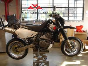 Suzuki Dr Supermoto Vancouver Supermoto 2007 Suzuki Dr 650sm