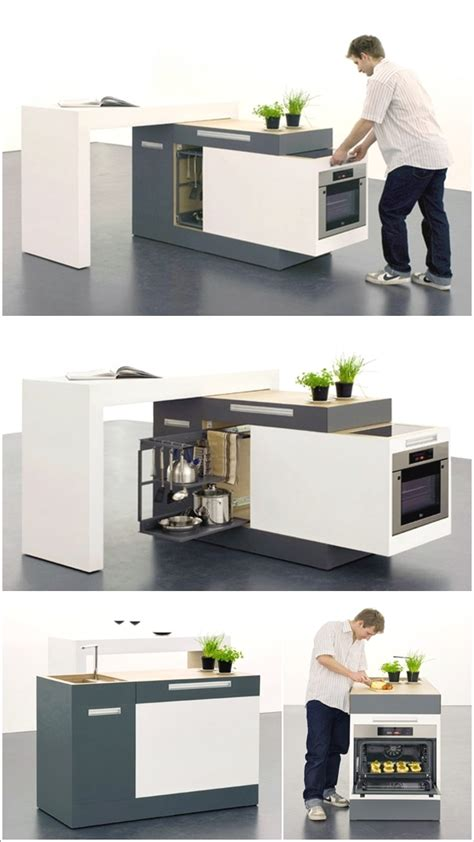 innovative kitchen design 10 innovative compact kitchen designs for small spaces house interior designs