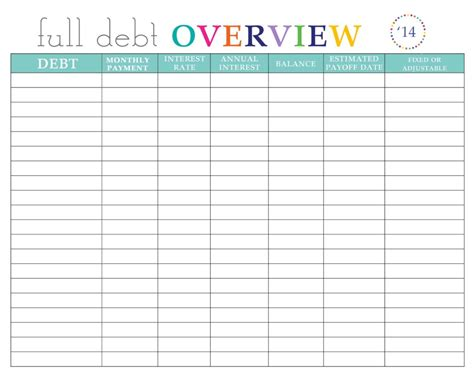 Debt Payoff Spreadsheet Excel by Debt Payoff Spreadsheet Template Haisume
