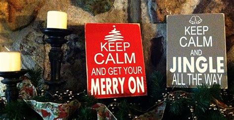 calm christmas signs good ideas  tips