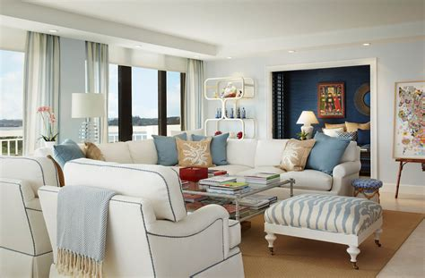 blue room with white furniture blue sofa decor living room eclectic with eclectic interior design linen window treatments
