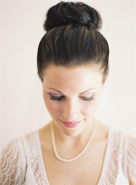 Wedding Hair Ballerina Bun by Wedding Hair Help Hair Cut Disasters Averted