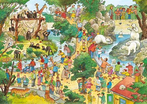 im zoo kinderbuch deutsch englisch wimmelbild zoo elk verlag
