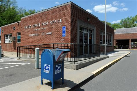 Milford Ct Post Office by Glenville Post Office Might Stay Put Connecticut Post