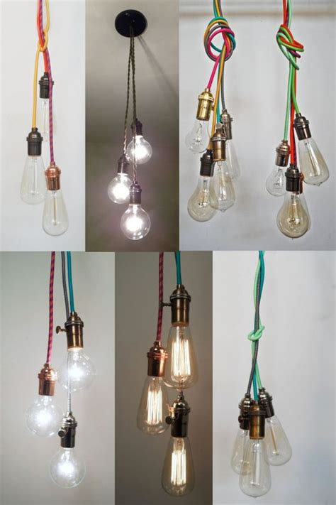 hanging light not hardwired edison bulbs bulbs and pendant lights on