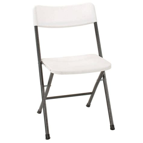 cosco white folding chair set   wspe  home depot