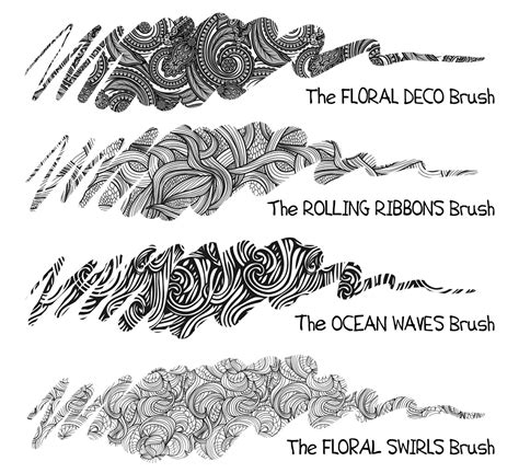 net pattern brush 20 free pattern brush set for procreate incl animal