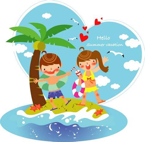 imagenes infantiles vacaciones verano sgblogosfera mar 237 a jos 233 arg 252 eso vacaciones de verano