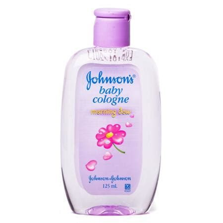 Johnson S Baby Mildness 125ml Johnson S Baby Cologne Morning Dew 125ml From Buy Asian