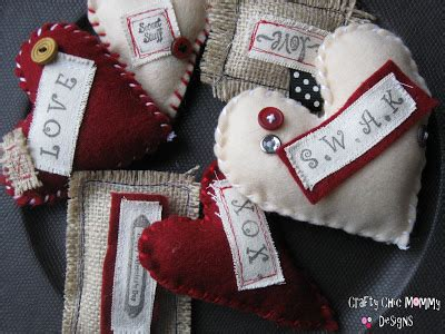 Valentines Stuffers From 400 Up by Crafty Chic Bowl Stuffers