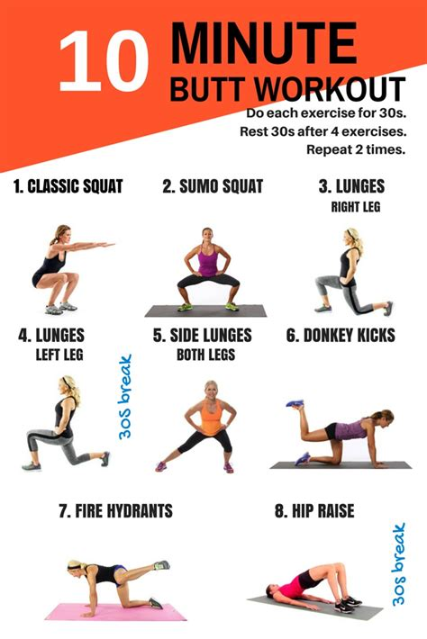 10 minute workouts for busy who want a better