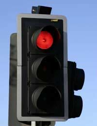 traffic signals: yellow or black?