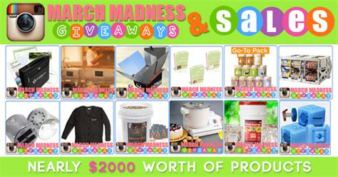 Free Giveaways And Sles - march madness giveaway and sales survival