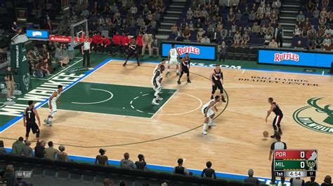 mod game center amarowaade bradley center nba 2k18 at moddingway