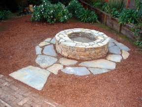 How To Build A Firepit Diy Pit Casual Cottage
