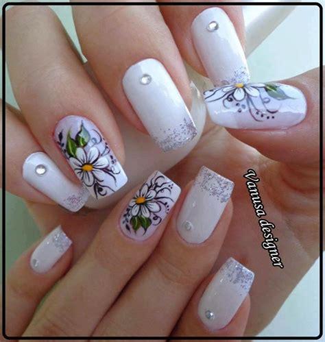 imagenes de uñas decoradas bellas u 241 as decoradas u 241 as pinterest u 241 a decoradas