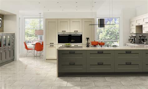modern shaker kitchen kitchen doors accessories uform