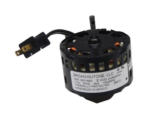 broan nutone replacement fan motor kits nutone 8673p fan motor kit genuine oem