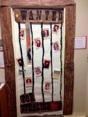 Cowboy Door Decorations by Cowboy Classroom Theme Western Cowboy Theme Door