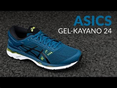 Sepatu Asics Gel Kayano 24 asics gel kayano 24 running shoe overview