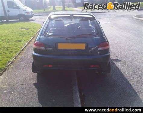 proton rally car for sale proton compact 1 6 sei road rally car rally cars for