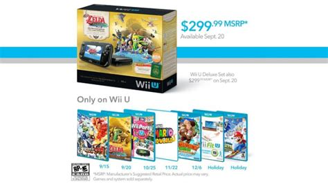 wii u console price why nintendo s wii u is my favourite current console