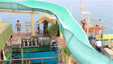 paket  bali hai cruises seawalker nusa lembongan