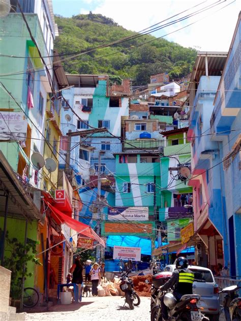 santa marta favela rio de janeiro httpswwwgirlabouttheglobecom