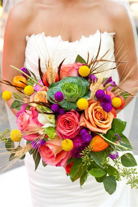 colorful spring flowers bouquet enchanted florist bright colorful and gorgeous oh my