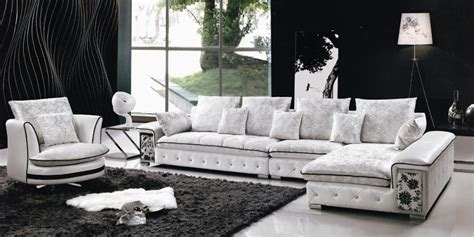 Modern L Shaped Sofa Designs Sofa Modern Design Leather Fabric Sofa Se L Shaped Sectional Sofa With Rolling Chair Low