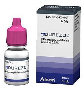 durezol drops 0.05%, 5ml