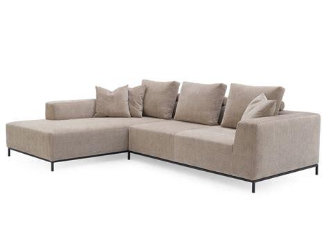 divano angolare componibile divano angolare componibile in tessuto cleveland by calligaris