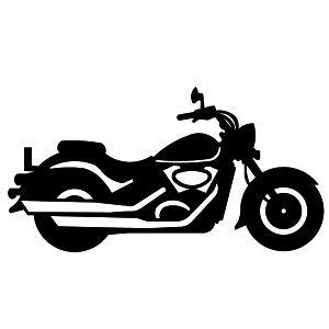 motorcycle stencils templates motorcycle clipart harley of motorbikes choppers