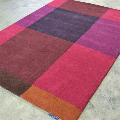plaid rugs uk plaid rugs 57805 by ted baker in burgundy free uk delivery the rug seller