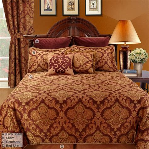 wine colored comforter sets 128 best images about bedding on