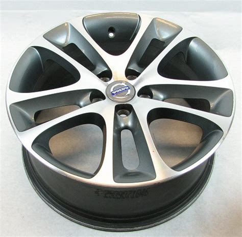 volvo oem  alloy rim atreus wheels  fits