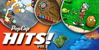 test de popcap hits ! vol 2 sur xbox 360 25/07/2011