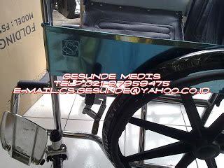 Alat Bantu Jalan Kursi Roda Ky 809 kursi roda standar racing sella ky809b 46