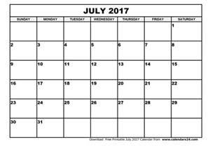 Calendar 2017 July To September July 2017 Calendar August 2017 Calendar