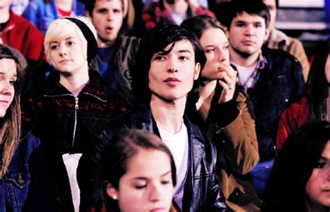 ezra miller mbti funky mbti in fiction the perks of being a wallflower