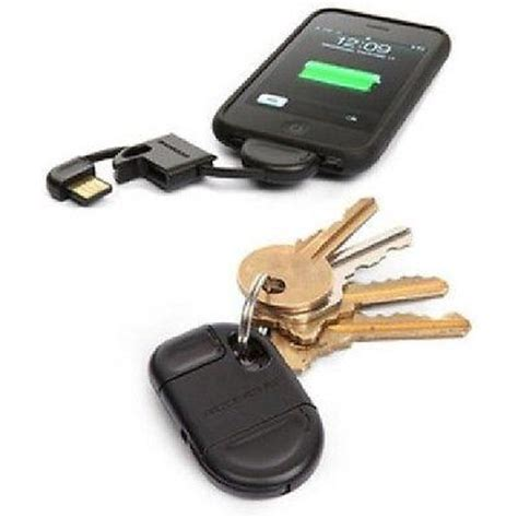 iphone keychain portable usb charger keychain for iphone ipod tiguyco plus