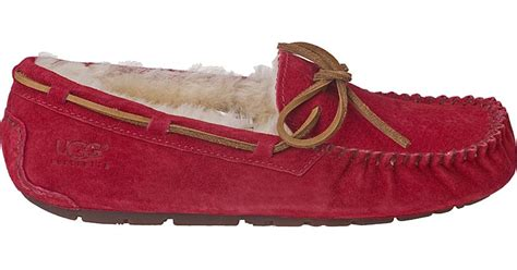 jester slippers ugg dakota slipper jester suede in lyst