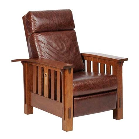 Mission Recliner by Craftsman Collection Recliner