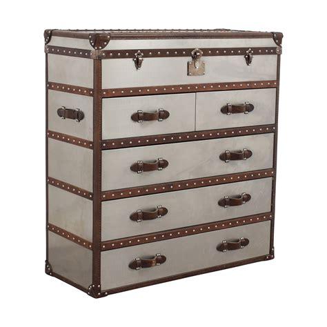 steamer trunk dresser restoration hardware 65 off restoration hardware restoration hardware